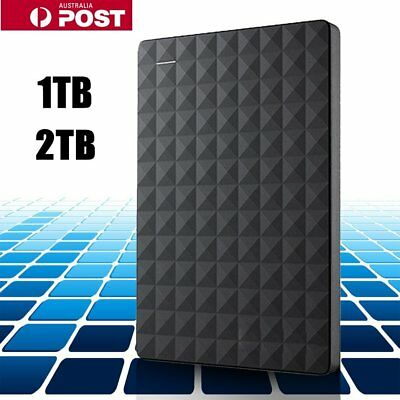 "Expansion USB 3.0 PORTABLE 2.5"" External Hard Drive for PC Xbox ps4 RG"