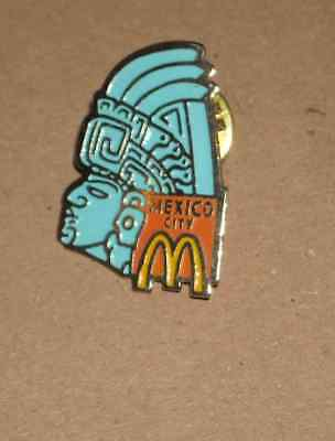 1 PIN'S Mc DONALD'S MEXICO CITY ARTHUS BERTRAND