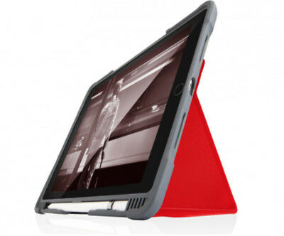 """STM DUX PLUS 12.9"""" Cover Red"""