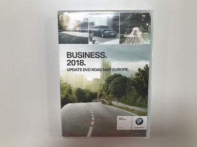 2018 BMW Business DVD 2018 Europe DVD-Navigation SA 606 (2xDVD) !!! NEW !!!