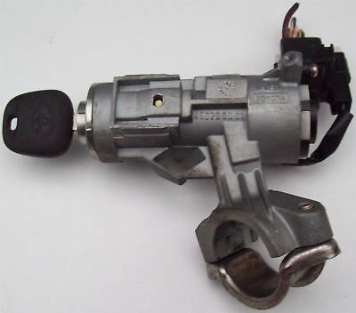 Toyota Yaris Ignition Lock Barrell And Key 450200D01