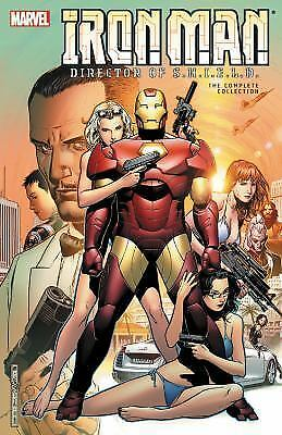 Iron Man: Director of S.H.I.E.L.D. - The Complete Collection  VeryGood