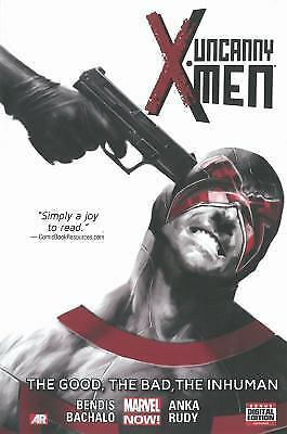 Uncanny X-Men Volume 3: The Good, The Bad, the Inhuman [Marvel Now]  VeryGood