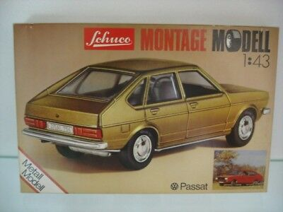 Schuco Montage Modell VW Passat   Made in Western Germany