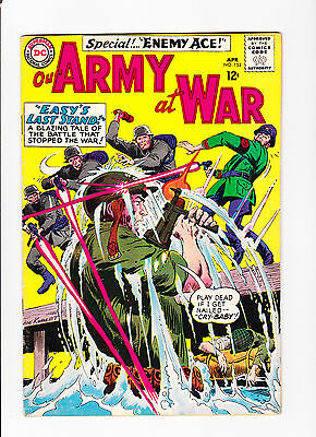 Our Army At War   No.153     1965     :: 2nd Appearance Enemy Ace! ::
