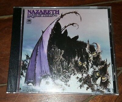 Hair of the Dog by Nazareth (CD, A&M)