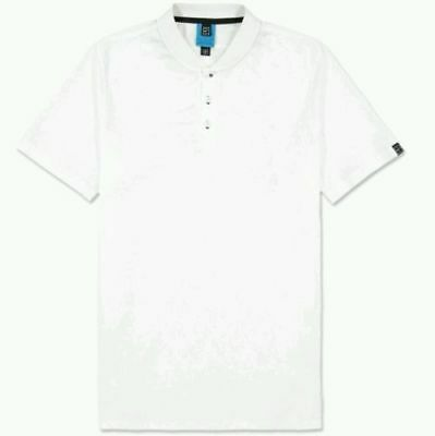 f453329d6 POLO HOMME NIKE RF FEDERER Dry V-Neck Hiver Hopman Cup 2016 Taille M ...