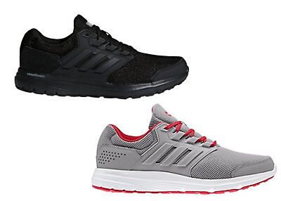 reputable site 0e66e eb756 Adidas Men s M Galaxy 4 Running Shoe NEW Black OR Grey Most Sizes CP8822  B75575