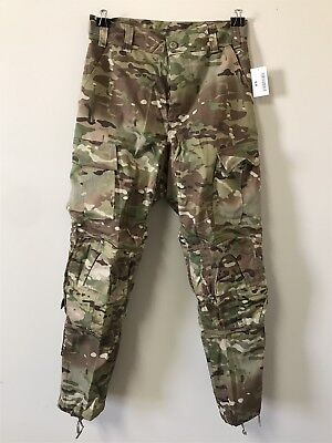 Us Army Multicam Advanced Combat Pant, Small Regular, W/o Crye Knee Pads, Nwt