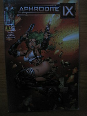 APHRODITE IX  # 1 by  DAVID WOHL & DAVE FINCH. TOP COW. 2000