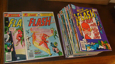 FLASH COMICS, 51 from #243 to #342