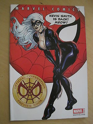 MARVEL COMICS PREVIEW, LIMITED EDITION CONVENTION EDITION 2002. KEVIN SMITH etc