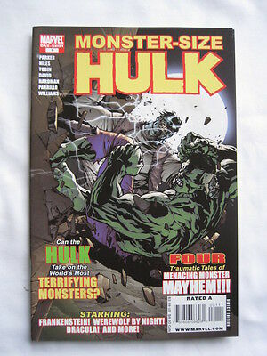 Monster Size   HULK  1.   ONE - SHOT.  MARVEL .  2008