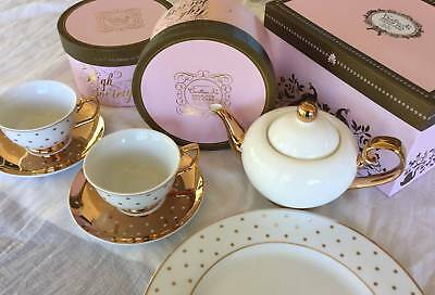 Christine Re High Tea Teaware, new in boxes, lovely gift