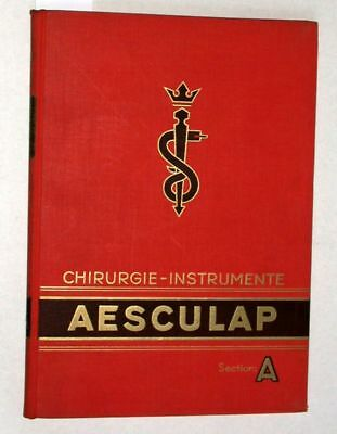 Chirurgie - Instrumente Aesculap Section: A. - ohne -
