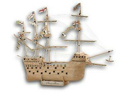 Matchbuilder Hobby Kit - Mary Rose - Preformati Forme