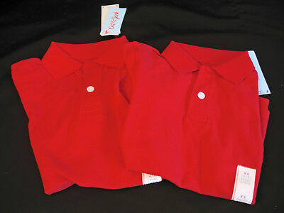 Red Cat /& Jack Boy/'s Polo School Uniform Shirts Great for Play