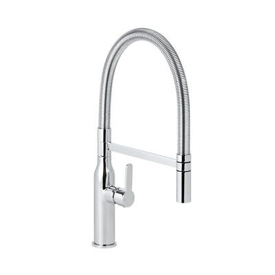 Chrome Basin sink KITCHEN MIXER TAP Pull out Bathroom Laundry tapware