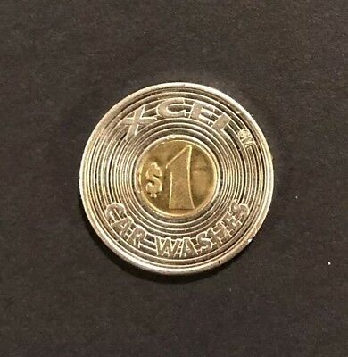 Xcel Car Washes Carwash Token