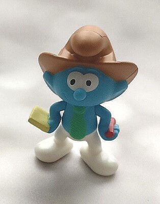 New Smurf  Mcdonald's 2018 French schtroumpf smurfen Puffi