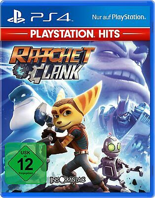 Ratchet & Clank - Playstation Hits PS4 Playstation 4 Nuovo + Conf. Orig.