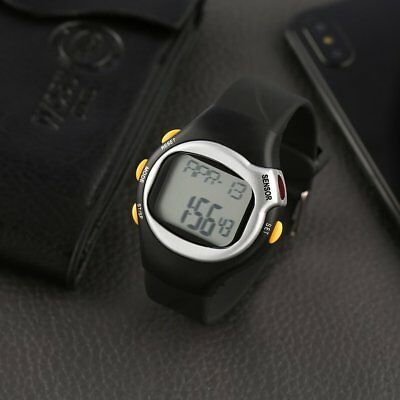 Pulse Heart Rate Monitor Wrist Watch Calories Counter Sports Fitness Exercise O4