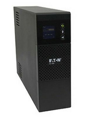 Eaton 5S1600AU 1600VA 6AC outlet(s) Tower Black uninterruptible power supply (UP
