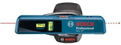 NEW BOSCH Mini Laser Level GLL1P Compact DIY Tools F/S From Japan