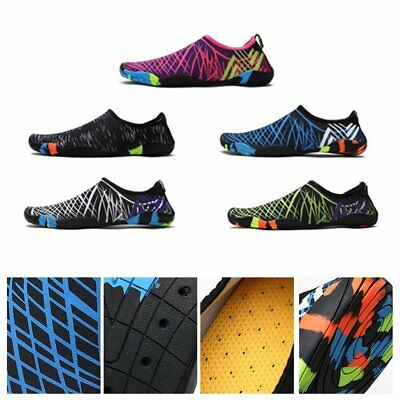 Outdoor Diving Shoes Quick-Dry Wading Swimming Shoes for Beach Diving Yoga RO