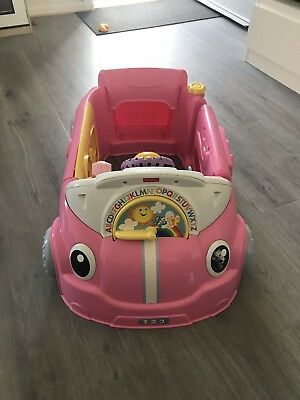 Children's Play Car