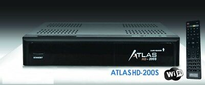 Recepteur Satellite Atlas Hd200S