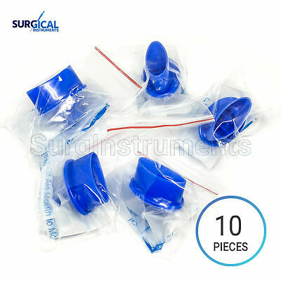 10 Pocket CPR Mask One Way Valve Mouth to Mouth Face Shield mask Resuscitation