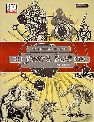 D20 Sword & Sorcery Monte Cook's The Year's Best D20