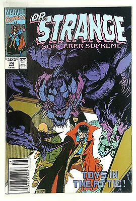 Dr. Strange #20 - 1990 - Better Homes and Gargoyles - NM