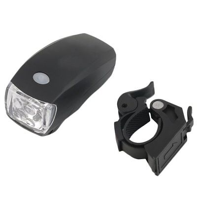 Cycling Bike Bicycle Super Bright 5 LED Front Head Light Lamp 3-Modes UU