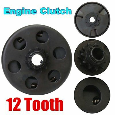 "Centrifugal Clutch 3/4"" Bore 35 Chains 12T Go-Kart Mini Bike Engine 12 Tooth!"