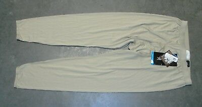 US Military Issue Tan Light Silk Weight ECWCS Cold Weather Drawers Polartec LR