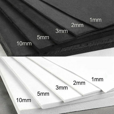 EVA Foam Sheets 35x50cm 35x100cm Kids Handmade DIY Craft Cosplay Model 1~10mm