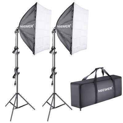 Neewer 700W 5500K Kit de Iluminación Softbox(EU)