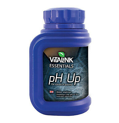 VitaLink ESSENTIALS pH Up Easy 50% Quality Adjuster Concentrated - 250ML