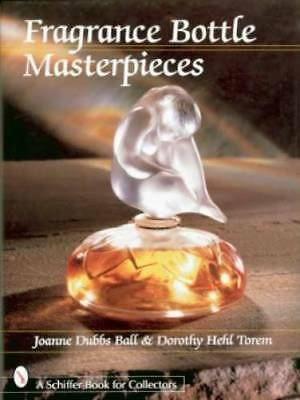 Fragrance Bottle Masterpieces Book Lalique Baccarat Etc