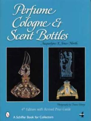 Perfume Cologne Scent Bottles book Glass Lalique Czech