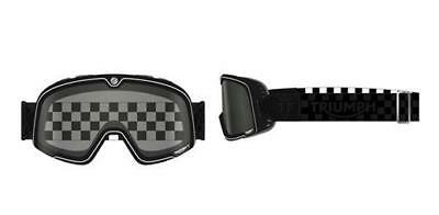 Genuine Triumph Motorcycles Scrambler Barstow Goggles Motorcycle Motocross