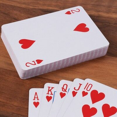 SECURITY SEALED ORIGINAL PLAYING CARDS Plastic Coated Poker Casino Quality Deck