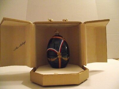 Theo Faberge Friendship Egg Limited Edition Number 57 of 250 signed