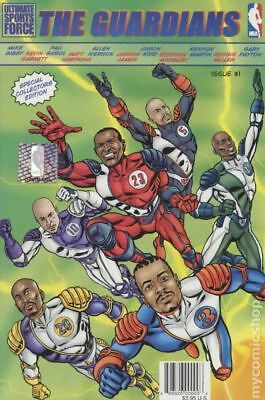 Guardians (Ultimate Sports) #1 2004 VF Stock Image
