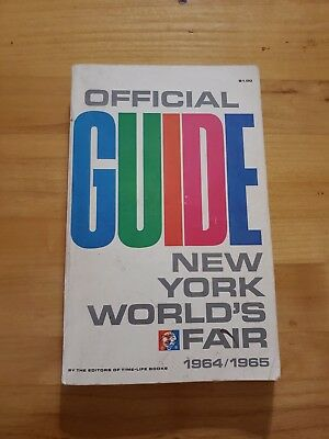 1964-65 Official Guide To The New York World's Fair