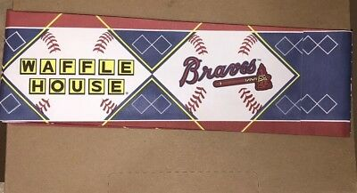 Ten (10) WAFFLE HOUSE Grill Operators Adjustable Paper Hat Brand New Atl Braves