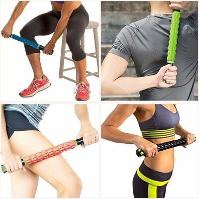 Muscle Roller Massage Stick for Fitness, Sports & Physical Therapy Recovery YX