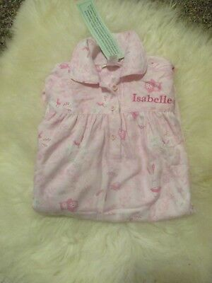 GIRL NWT POTTERY BARN KIDS CHRISTMAS NIGHTGOWN SIZE 8 Isabelle